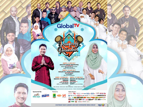 Kampung Ramadhan Global TV 2017