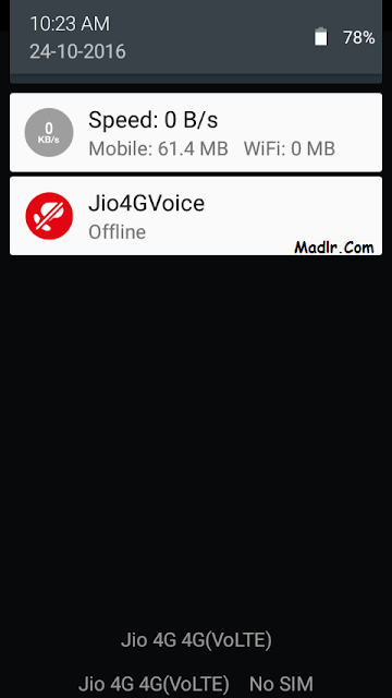(Solved) Jio 4G Voice Offline / Call Not Connecting Problem
