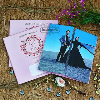 54 Koleksi Foto Desain Undangan Pernikahan Unik 2018 HD Untuk Di Contoh