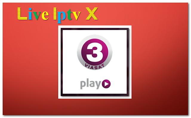 TV3 Play tv show addon