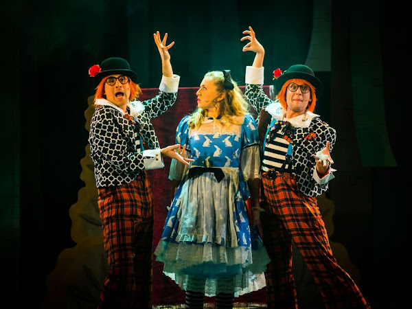 Alice: The Musical, Lyric Theatre, Belfast | Review