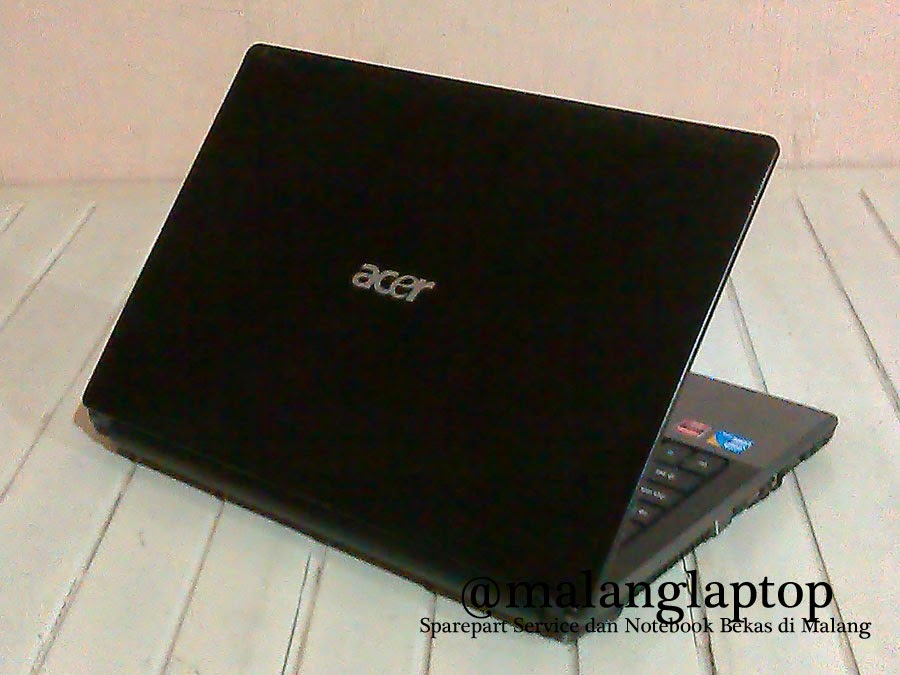 Laptop Bekas Gaming Acer 4820g