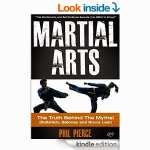 Martial Arts Black Belt Fit Phil Pierce Books Martial Arts