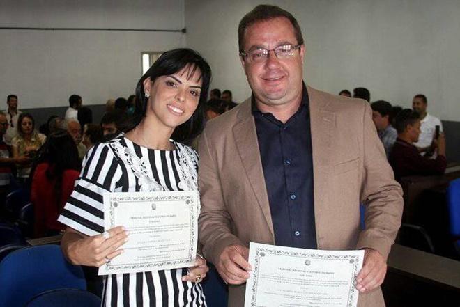 Prefeito eleito de Morro do Chapéu é diplomado pela Justiça Eleitoral