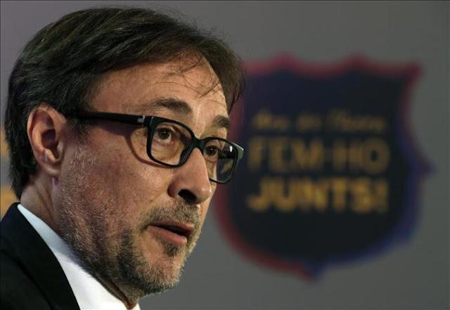 Otro candidato a la presidencia del Barça quiere a Qatar fuera del club