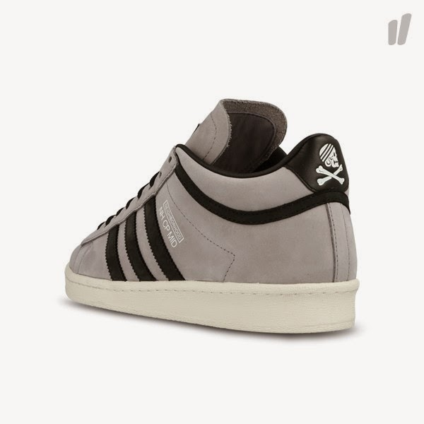 NEIGHBORHOOD x adidas Campus Mid