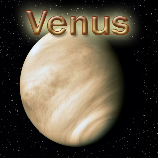 Number 6 is of Venus
