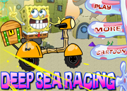 Spongebob Deep Sea Racing