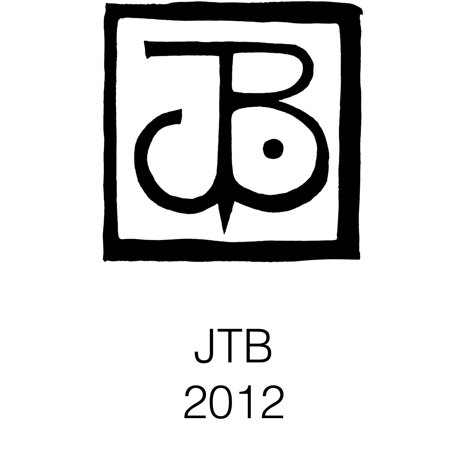 JTB Exhibition Berriblue Illustrations Paintings Logo