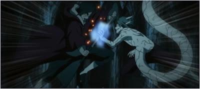 อิทาจิ vs คาบูโตะ