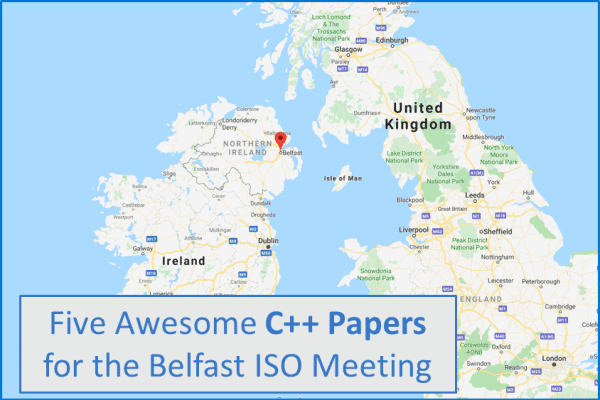 Belfast 2019 ISO C++ Meeting