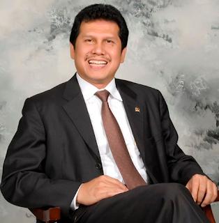 Profil Asman Abnur