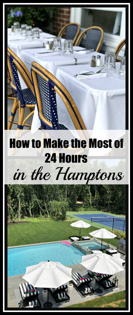 24 Hours in the Hamptons