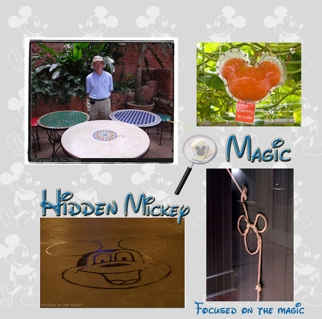 Hidden Mickeys author Steve Barrett (@hiddenMickeyguy)