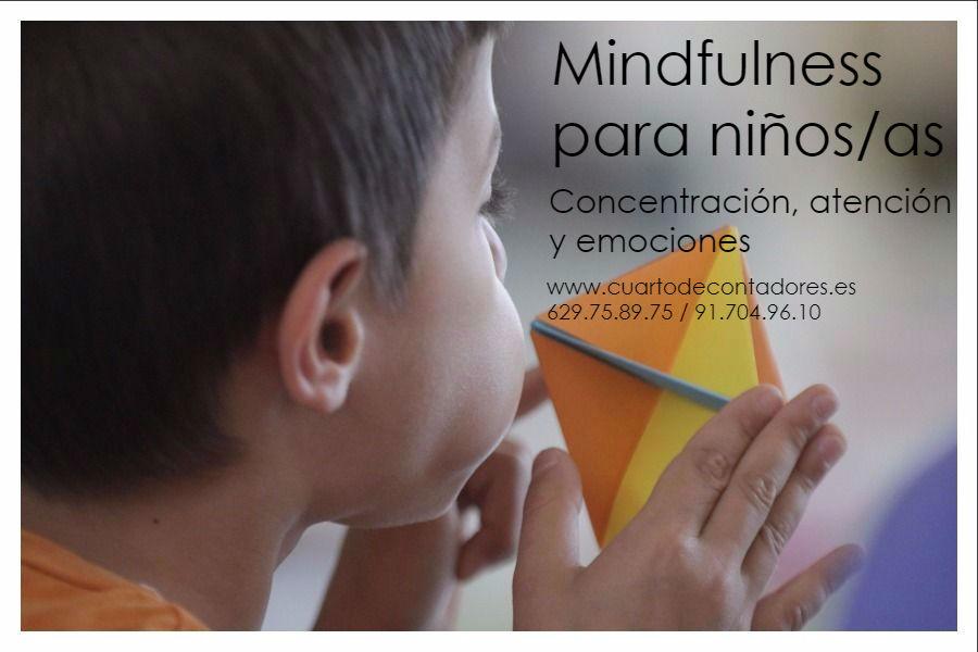 Taller Mindfulness para niños Madrid