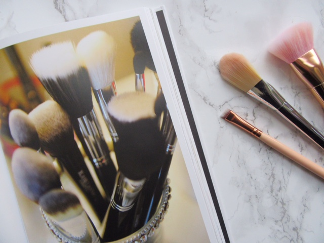 Caring for your makeup brushes