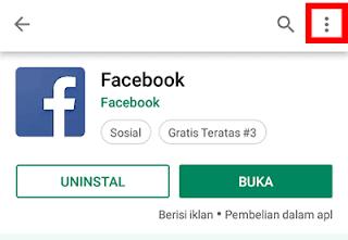 cara agar google play service tidak update otomatis