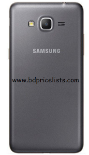 Samsung Galaxy Grand Prime Smartphone 8GB - Grey Mobile Price In Bangladesh