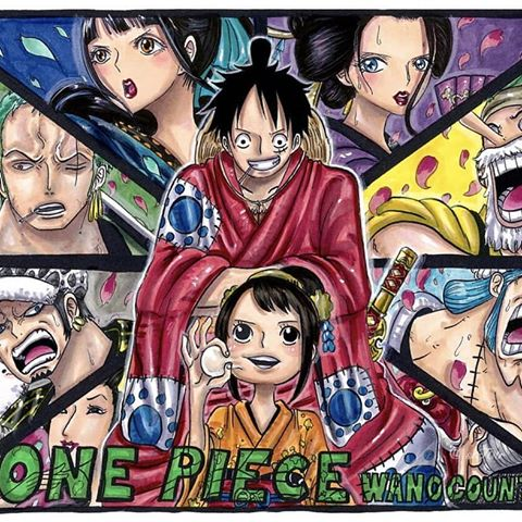 One Piece Chapter 921 English - Shutenmaru