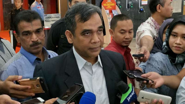 Gerindra Sindir Pelanggaran Kampanye Videotron Jokowi: Penguasa, 8 Jurus Mata Angin Dipakai