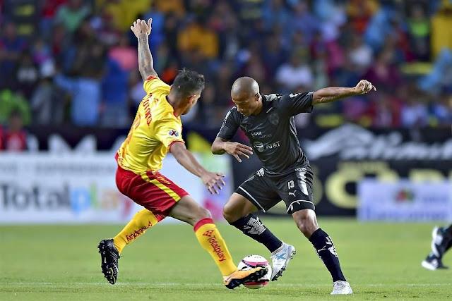 Morelia empató sin goles ante Rayados