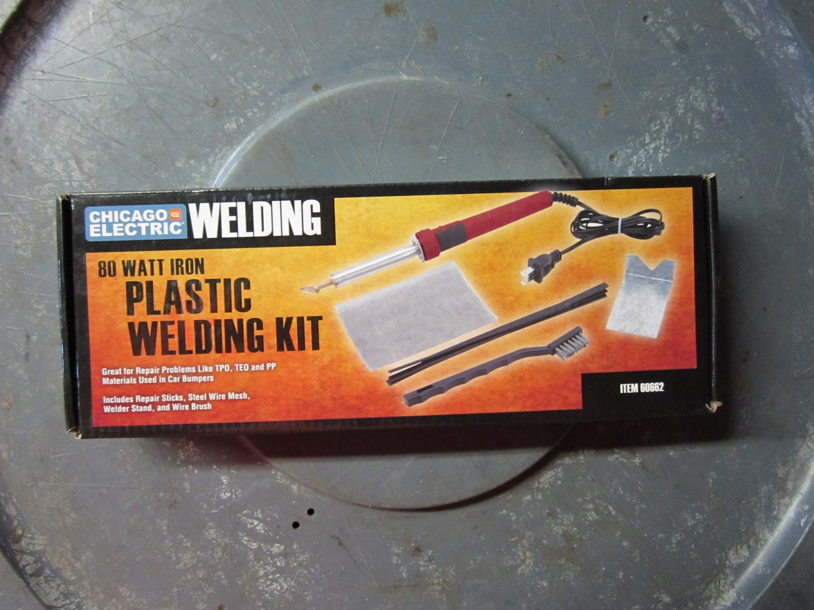 Kayak Fishing Country How To Use A Plastic Welder To Fix