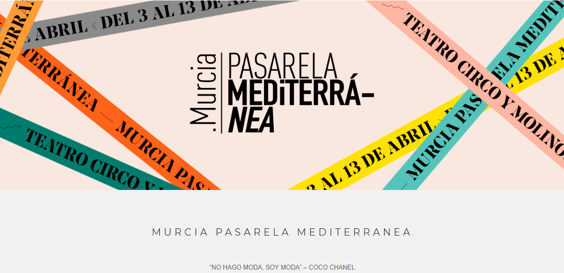 Almamodaaldia - MURCIA PASARELA MEDITERRÁNEA 2019