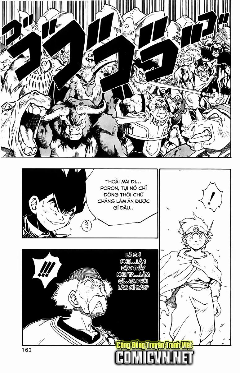 Dragon Quest: Emblem of Roto chapter 29 trang 26