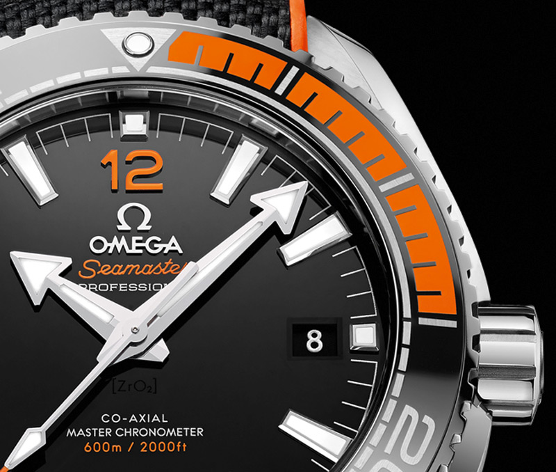Omega Seamaster Planet Ocean 43 5 Mm Automatic Time