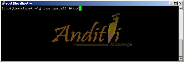 Installasi dan Konfigurasi LAMP di Centos 7 Part 1_anditii.web.id
