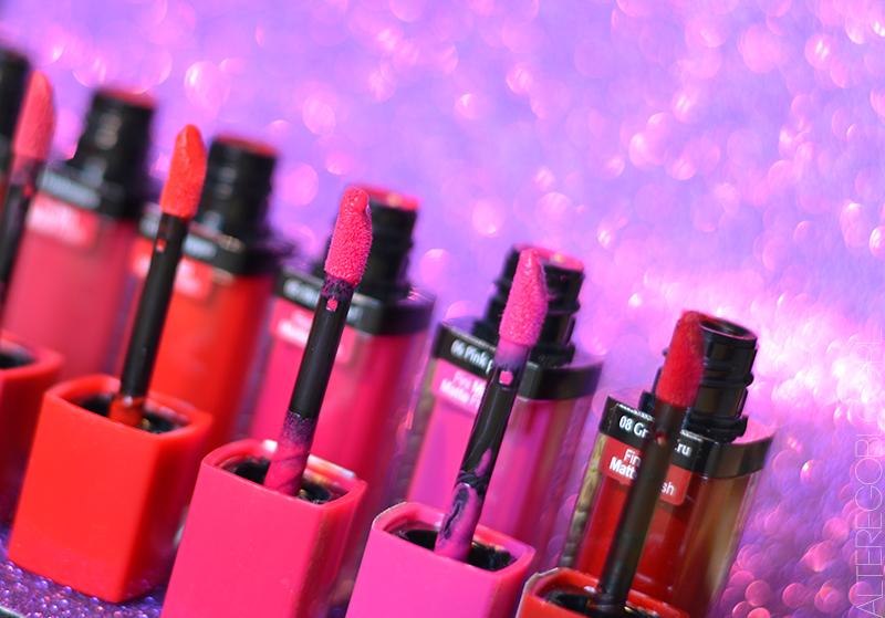 bourjpis rouge edition velvet, bourjois matowe pomadki, bourjois matowe szminki, bourjois matowa pomadka recenzja, swatch
