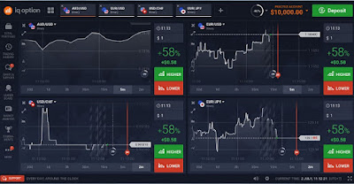 iq option trading robot private key