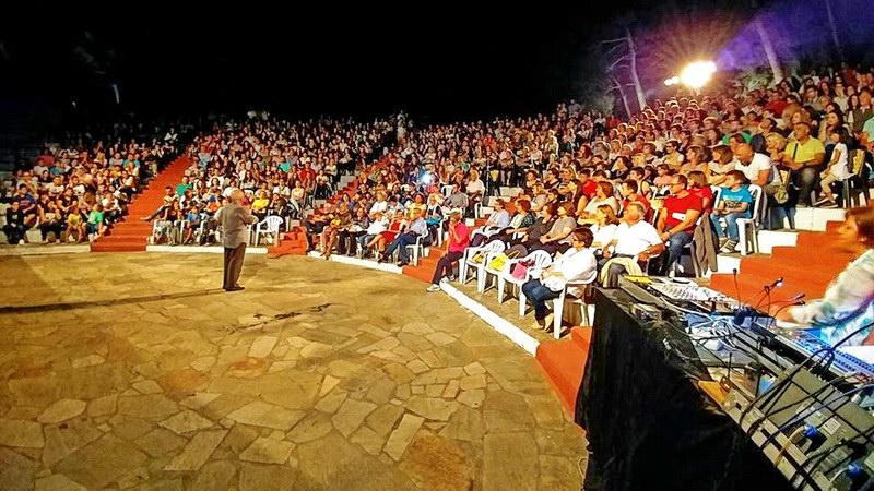 Έπεσε η αυλαία του 18ου Πανελλήνιου Φεστιβάλ Ερασιτεχνικού Θεάτρου Νέας Ορεστιάδας