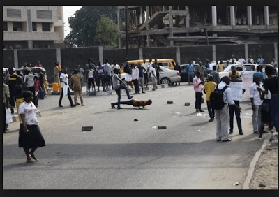 SHOCKING! Three Dead Including A Student As Cultists Go On Rampage In Lagos Area…