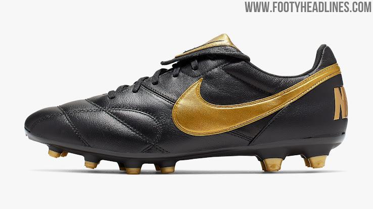 Fußballschuhe Schwarz Ii 80okxnwp 2019 Edle Goldene Premier Nike uiOkXZP
