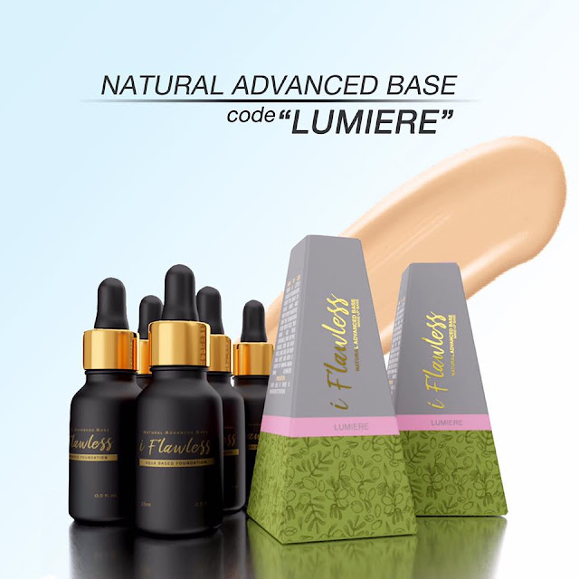 natural advanced Base iflawless