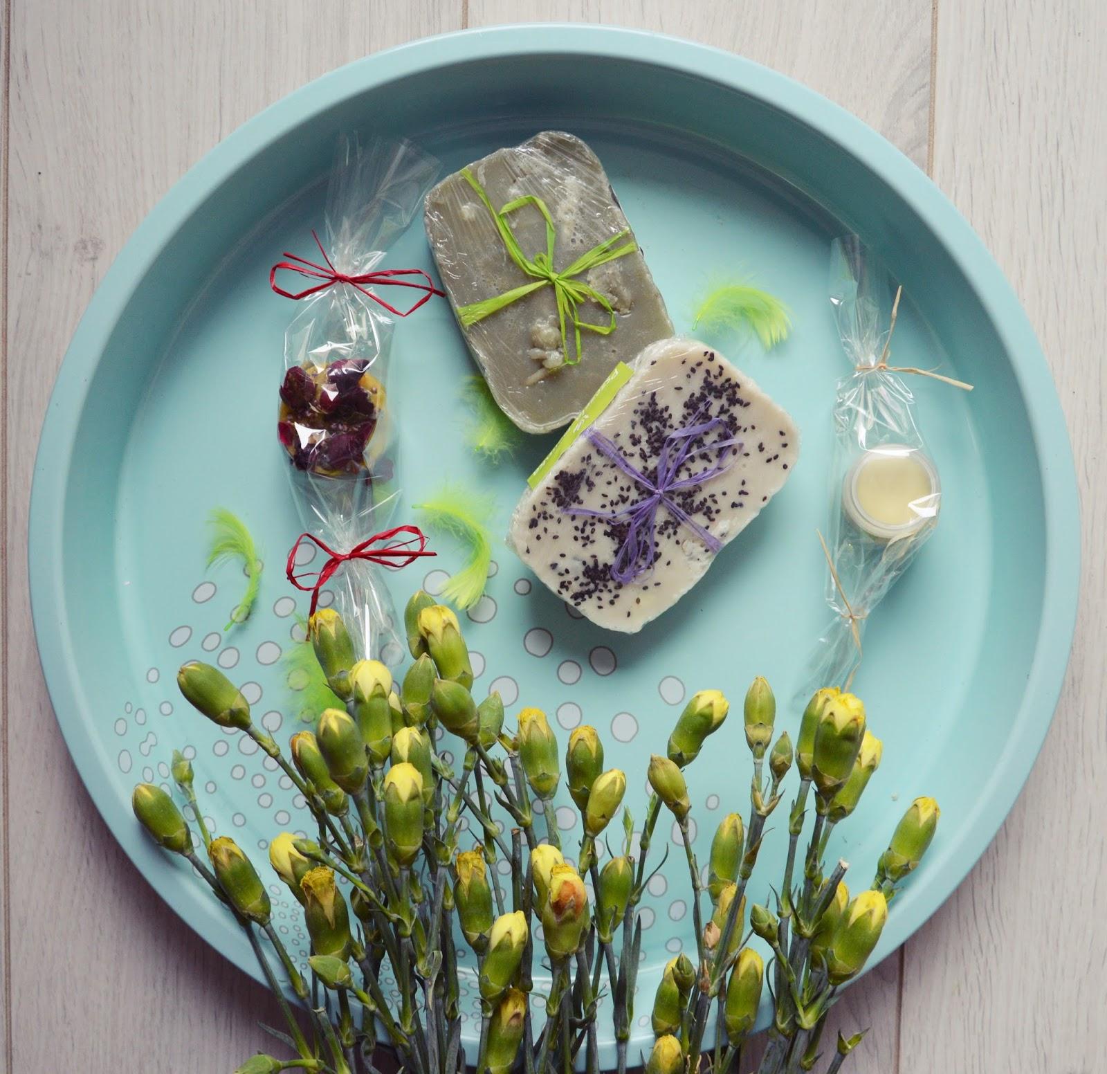 Pszczela Dolinka - naturalne mydełka, kremiki i nie tylko!