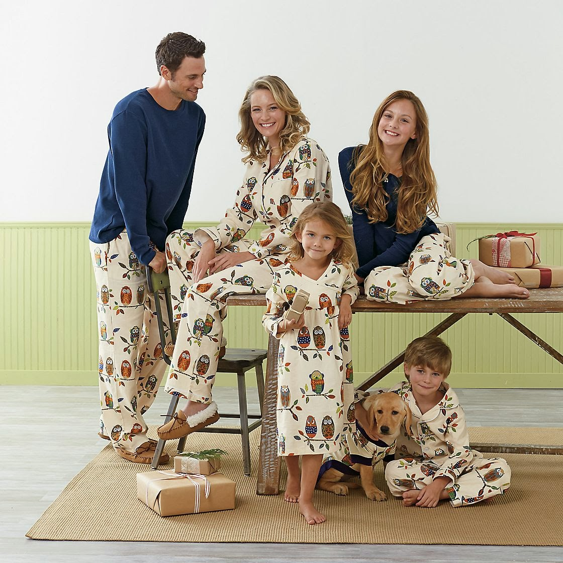 The Company Store Quot National Family Pajama Night Quot Giveaway