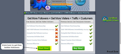 Get Free Twitter Followers Fast