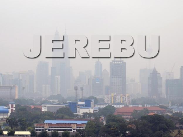 Langkah dan tindakan sekiranya dilanda Jerebu