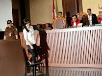 Terbukti Bersalah, Jessica Akhirnya Divonis 20 Tahun Penjara