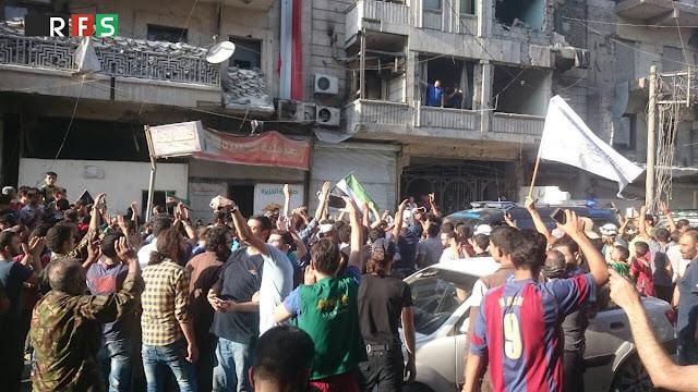 Aleppo Dibebaskan, Barat Malah buat Hastag #SaveAleppo! ini Modusnya