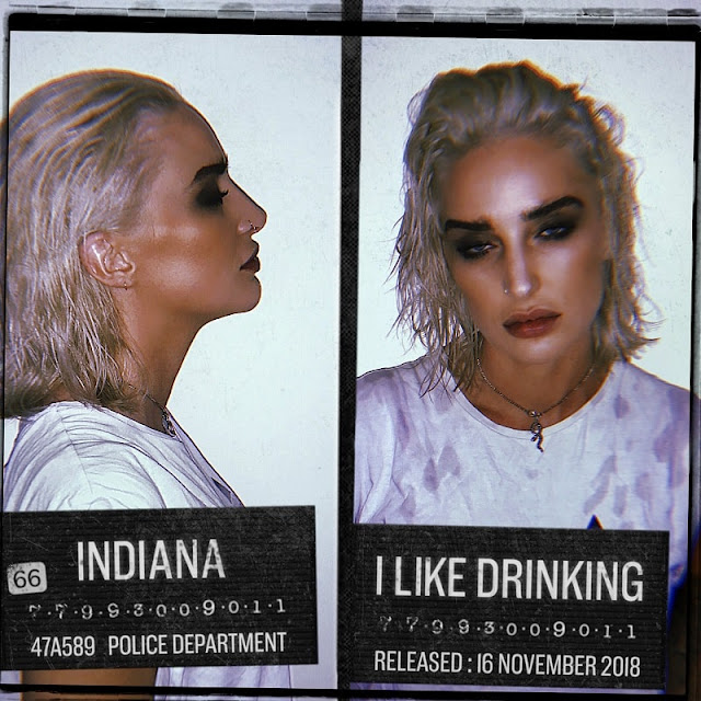 Indiana Unveils New Single 'I Like Drinking'