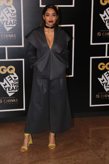Sobhita Dhulipala – GQ India's Men of the Year Awards 2016 in Mumbai