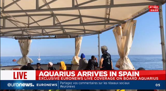 Regarder la Chaîne Euronews en Direct Live