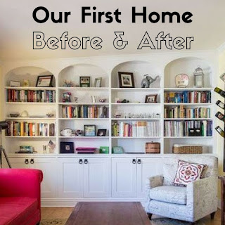 Our First Home: Before & After