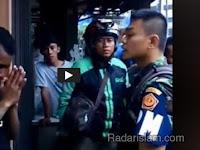 Video: Sangar Saat Tagih Hutang, Debt Collector ini Menangis Saat Dilabrak Polisi Militer