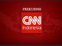 Frekuensi CNN Indonesia Update Terbaru di Satelit Telkom 3S