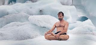 Win Hof; Manusia tahan dingin