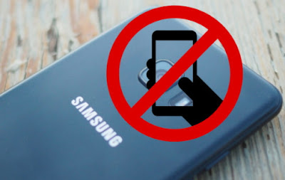 samsung galaxy s7 banned airlines